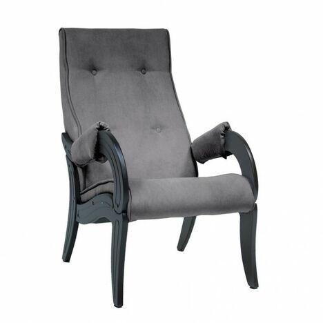 Кресло для отдыха модель 701 Verona Antrazite grey венге