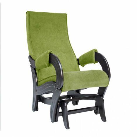Кресло-глайдер модель 708 Verona Apple green венге