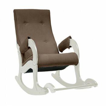 Кресло-качалка модель 707 Verona Brown дуб шампань