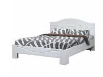 Кровать 1400х2000 с ортопедическим основанием Ева-10