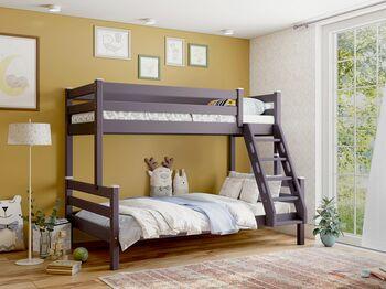 Кровать 2-х ярусная Адель Лаванда