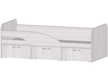 Кровать с ящиками Ральф Анкор светлый