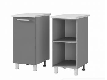 Шкаф-стол 1-дверный 4Р1 МДФ ШхВхГ 400х820х600 мм