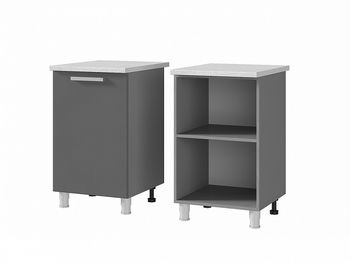 Шкаф-стол 1-дверный 5Р1 МДФ ШхВхГ 500х820х600 мм