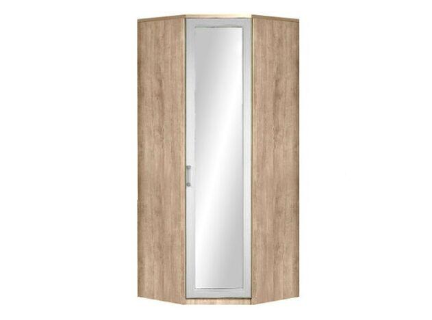 Шкаф угловой с зеркалом ЮН-8 Юниор-7