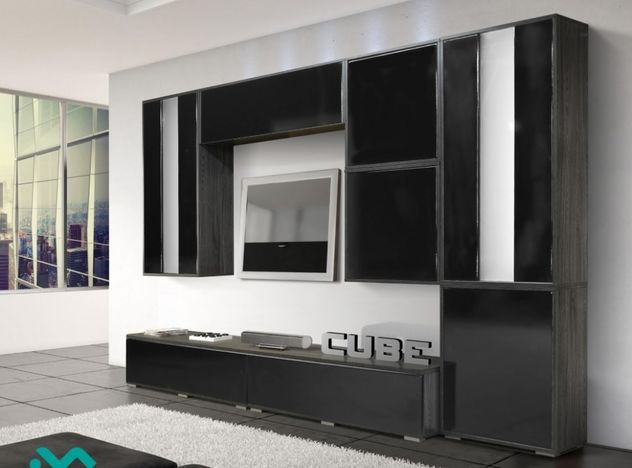 Гостиная Куб