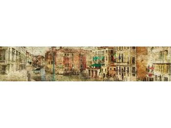 Стеновая панель с фотопечатью Венеция