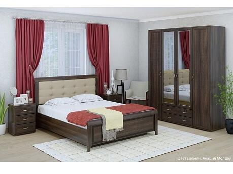 Спальня Карина Акация Молдау